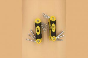 آلن های چاقویی ام ار تی در 2 مدل 6 گوش و 8 گوش